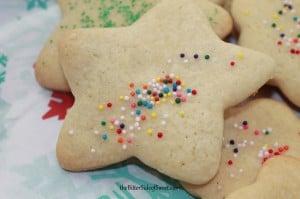 Grandma's Cream Cookies | thebittersideofsweet.com