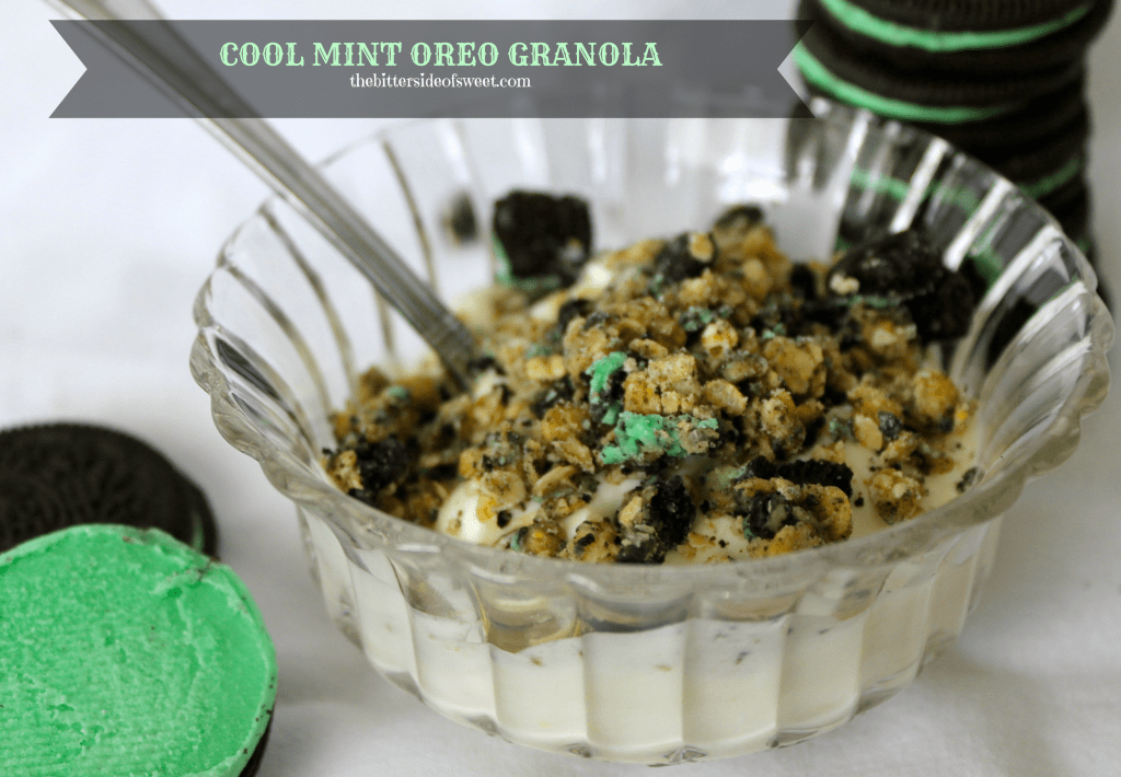 Cool Mint Oreo Granola3