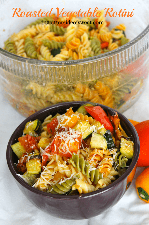 Roasted Vegetable Rotini