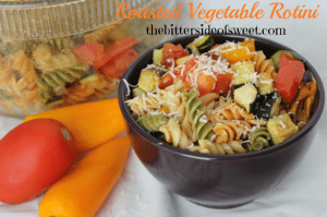 Roasted Vegetable Rotini 3