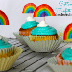 Cotton Candy Funfetti Cupcakes 2