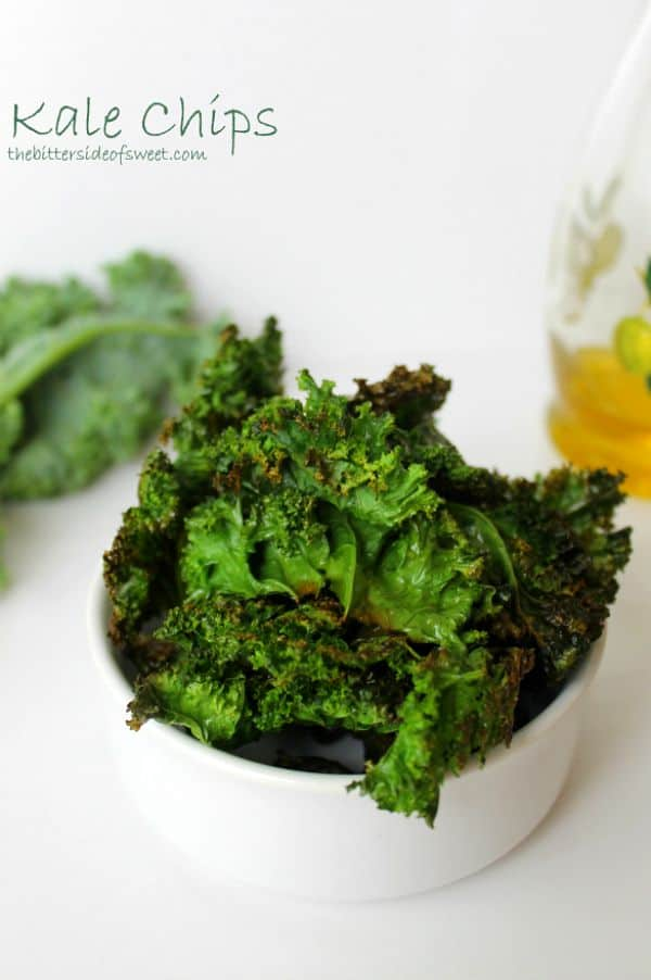 Kale Chips - The Bitter Side of Sweet