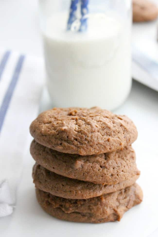 Chocolate Chocolate Pudding Cookies   The Bitter Side of Sweet