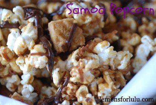 Samoa-Popcorn