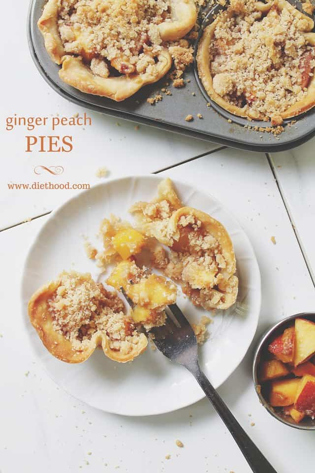 Ginger-Peach-Pies-Diethood