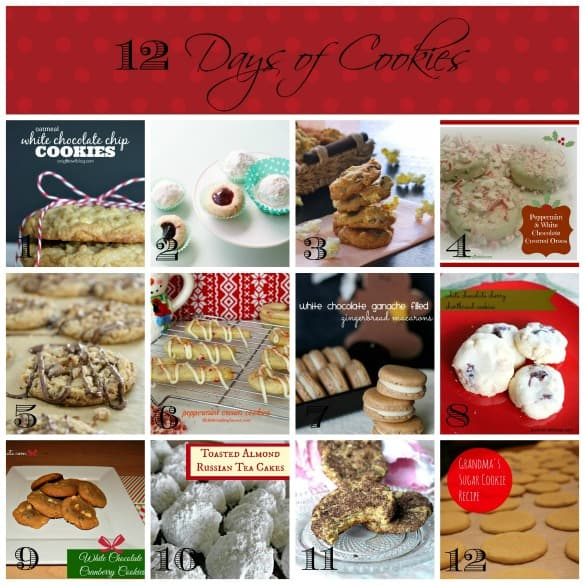 12 Days of Cookies 1