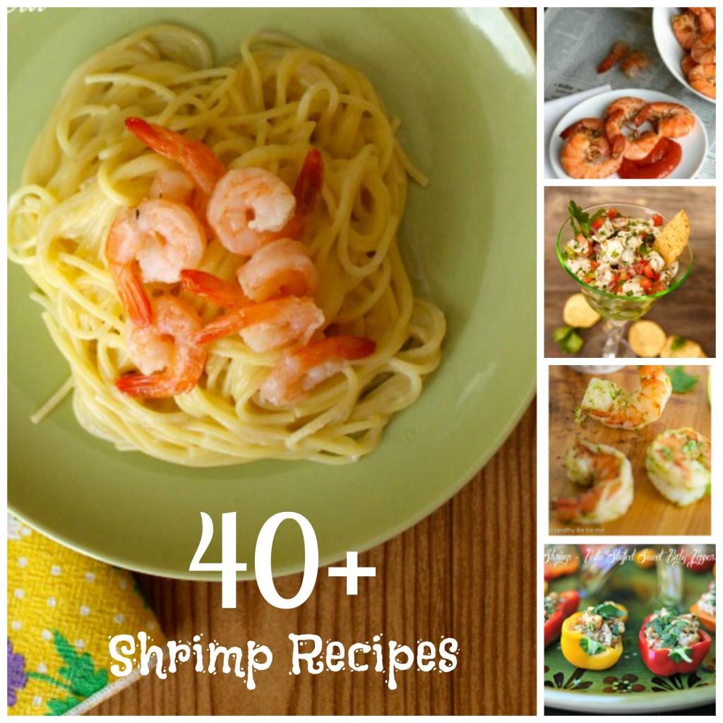 40+ Shrimp Recipes | thebittersideofsweet.com