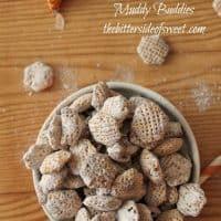 Caramel Hot Chocolate Muddy Buddies Recipe