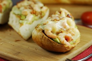 Guacamole Shrimp Melts 1