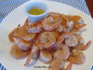 spice roasted shrimp