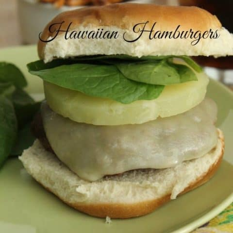 Hawaiian Hamburgers