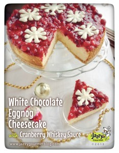 White-Chocolate-Eggnog-Cheesecake