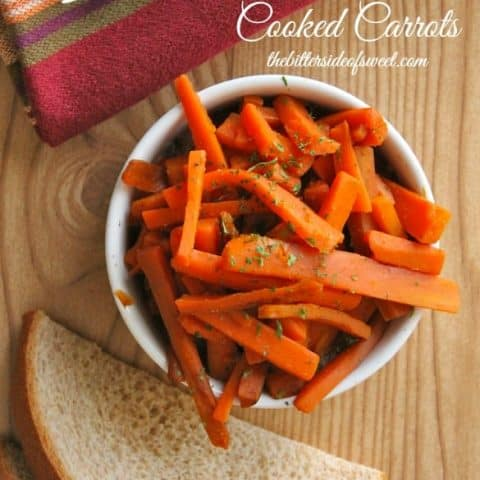 Cooked Carrots Recipe