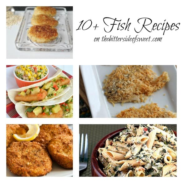 10+ Fish Recipes - The Bitter Side of Sweet