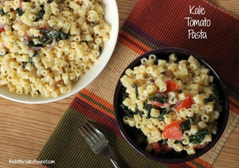 Kale  Tomato  Pasta 3
