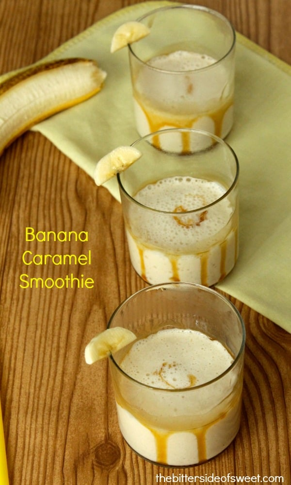 Banana  Caramel  Smoothie 1
