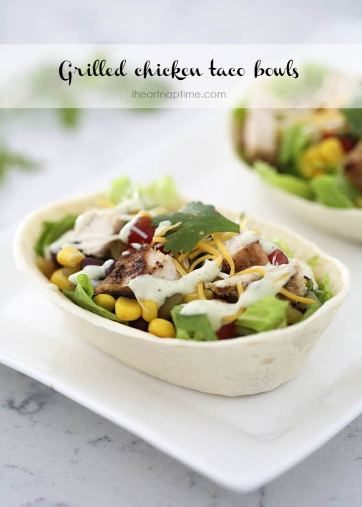 Grilled-chicken-taco-bowls-recipe