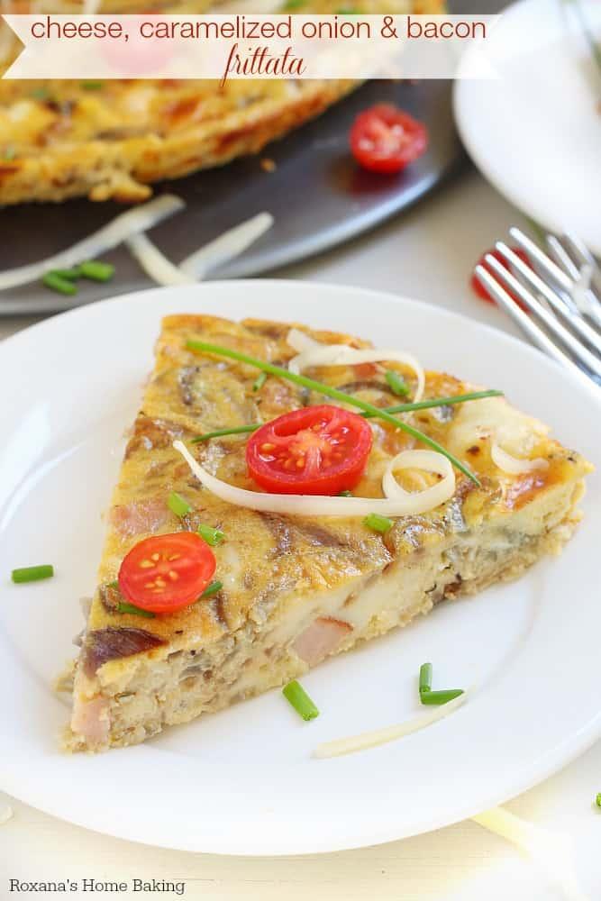 Three-cheese-caramelized-onion-and-bacon-frittata-recipe-3-