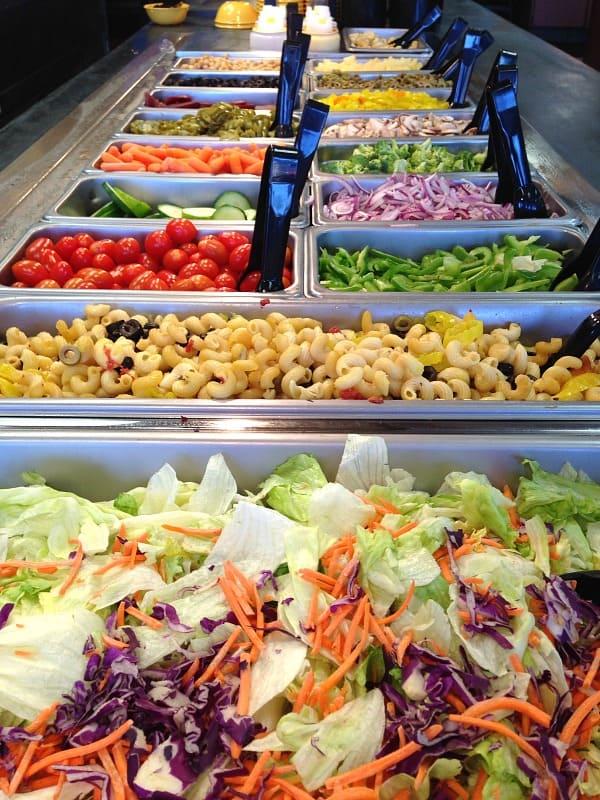 CiCi's Salad Bar