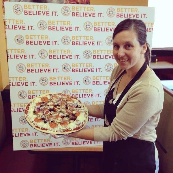 CiCi's Pizza | thebittersideofsweet.com