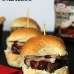Barbecue Bacon Swiss Sliders 1