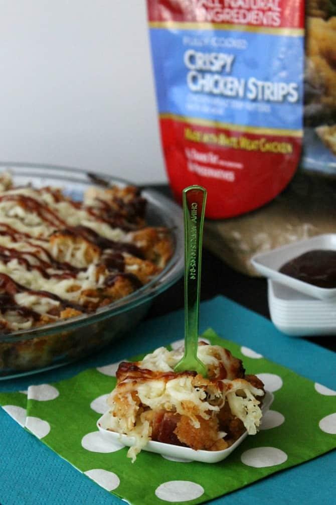Cheesy Bacon Chicken | thebittersideofsweet.com