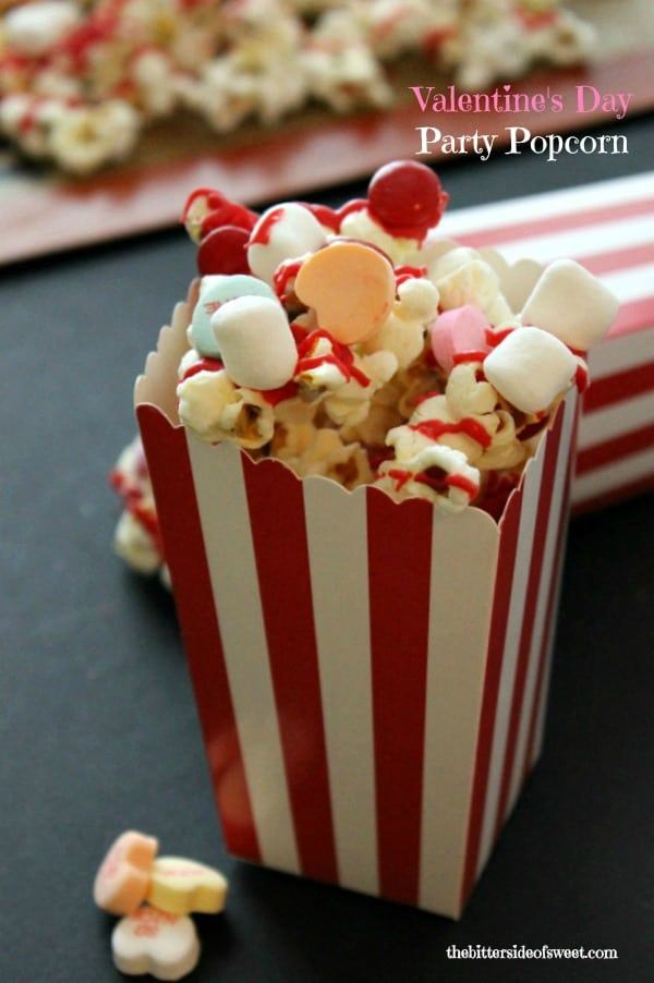 Valentine's Day Party Popcorn 1