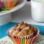 Cinnamon Banana Bread Muffins