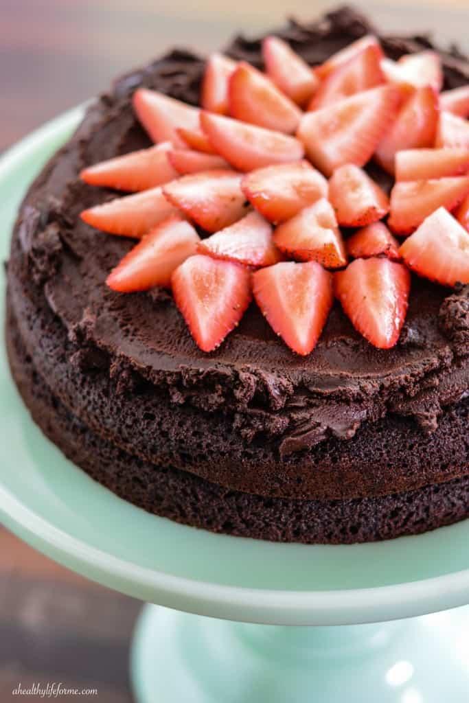 Jalousie Cake