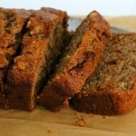 Apple Cinnamon Banana Bread