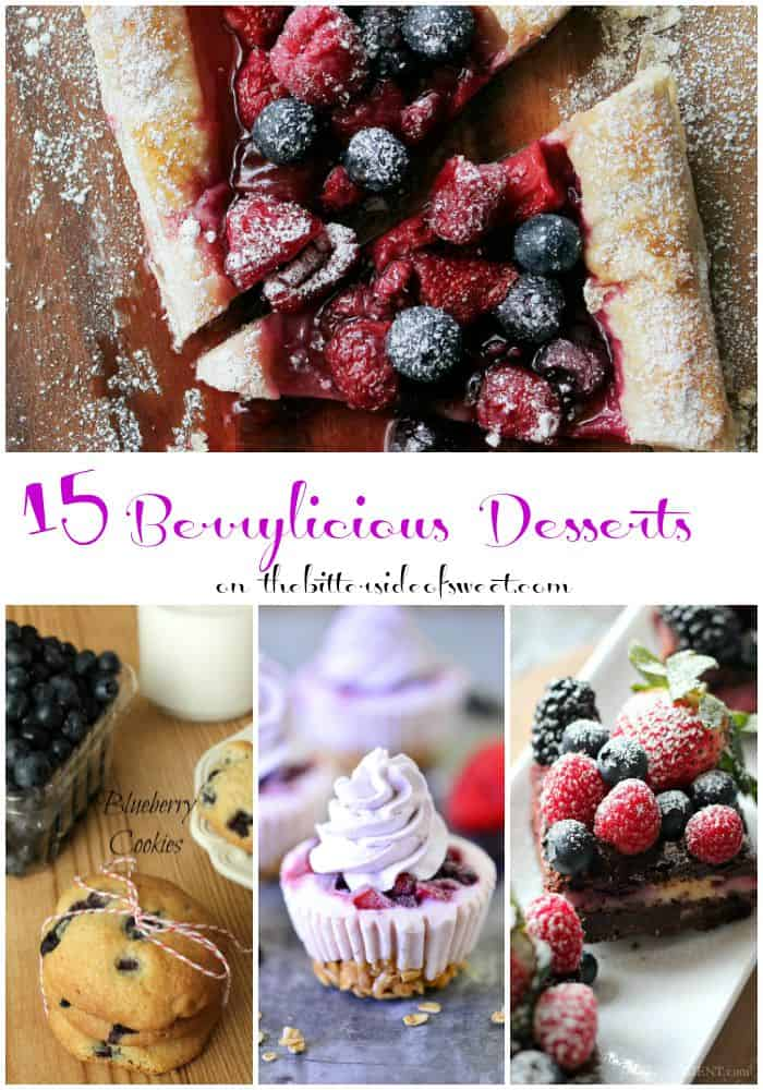 15 Berrylicious Desserts