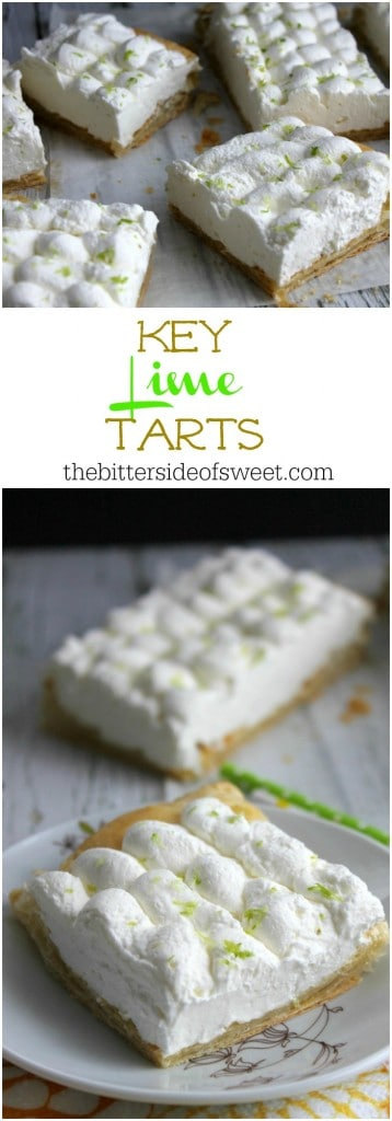 Key Lime Tarts | The Bitter Side of Sweet