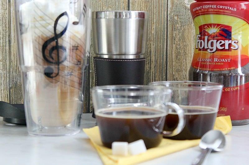 How I Like to Enjoy My Coffee! | The Bitter Side of Sweet #sponsored