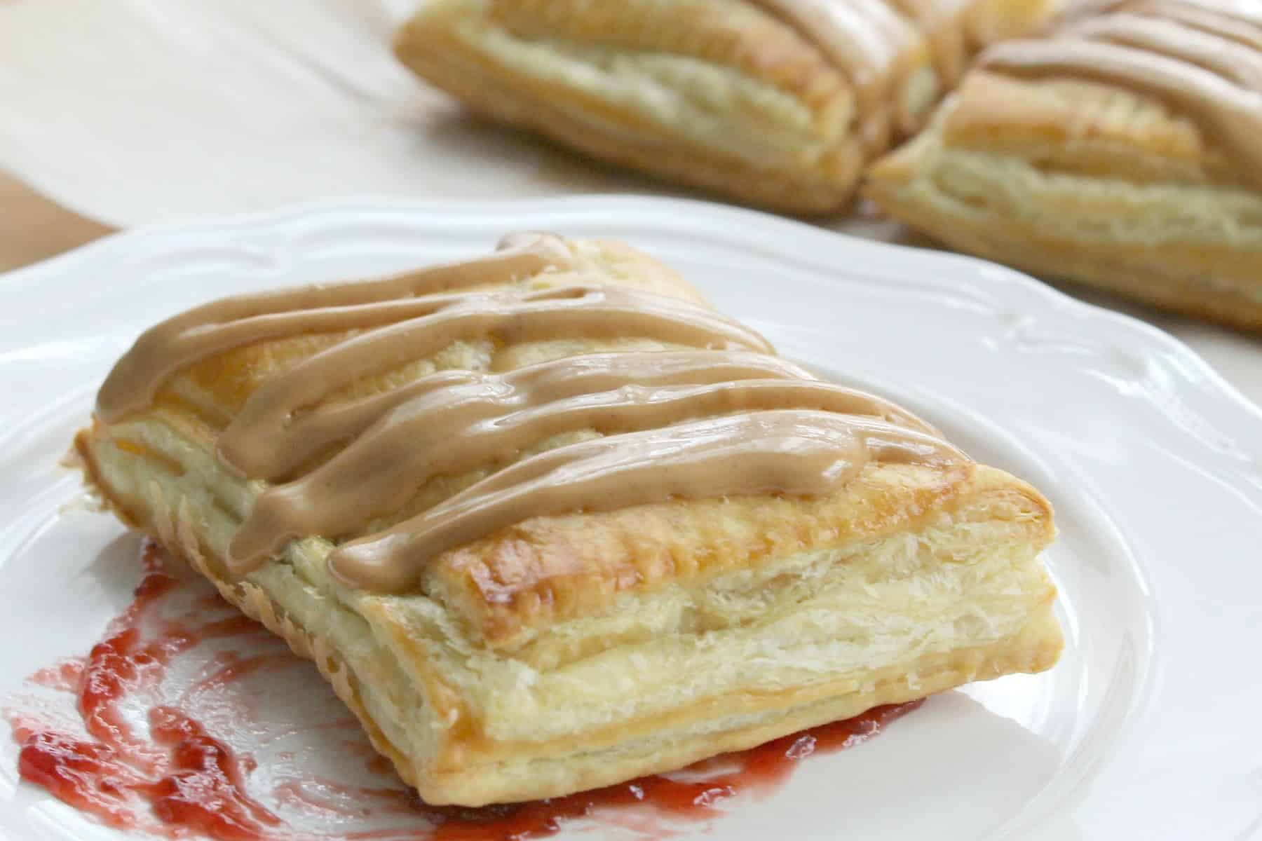 ... to hop on over to see the Peanut Butter and Jelly Pop Tarts Recipe