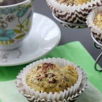 Chocolate Zucchini Banana Muffins #SundaySupper