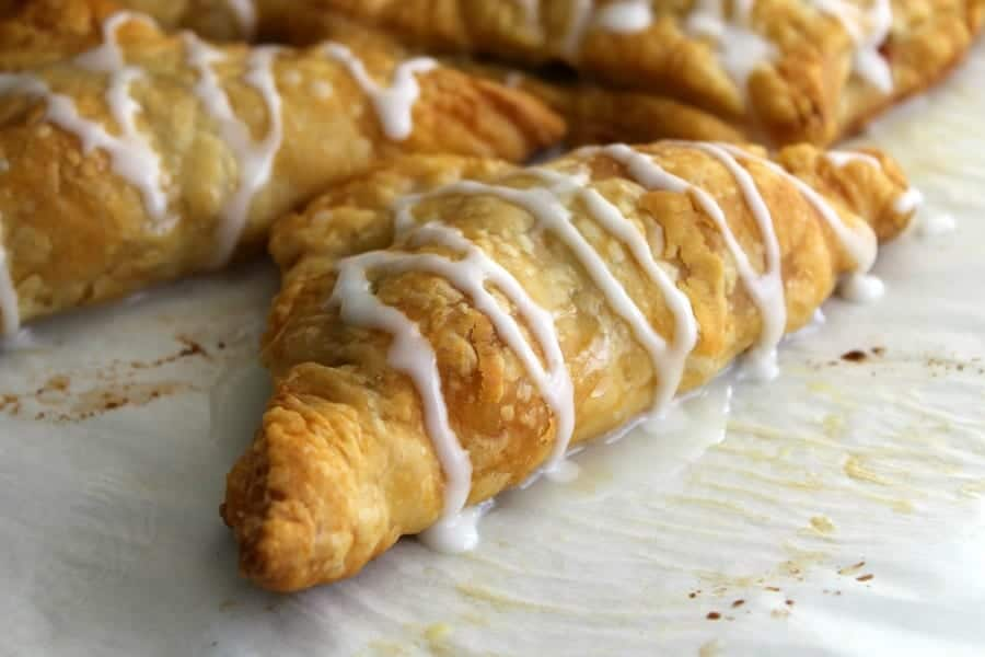 Pumpkin Pie Turnovers | The Bitter Side of Sweet