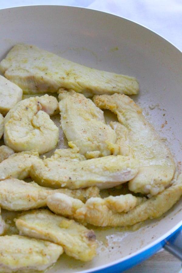 Creamy Adobo Chicken   The Bitter Side of Sweet