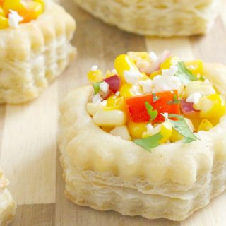 Mexican Corn Cups | The Bitter Side of Sweet
