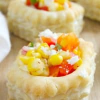Mexican Corn Cups