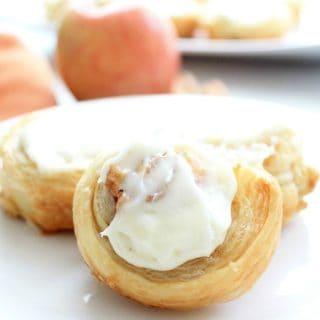 Apple Pie Cinnamon Rolls   The Bitter Side of Sweet