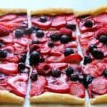Mixed Berry Tart Snapshot