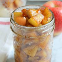 Simple Apple Compote