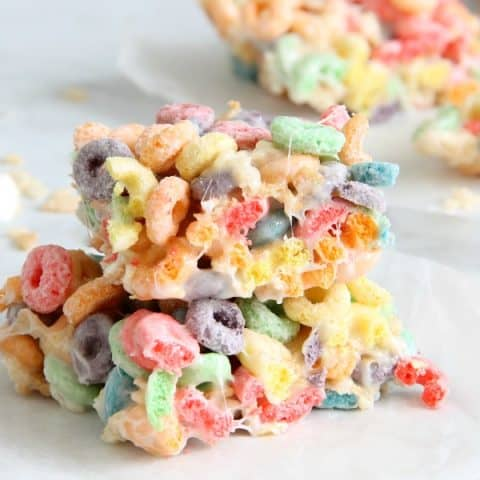 Fruity Marshmallow Treats