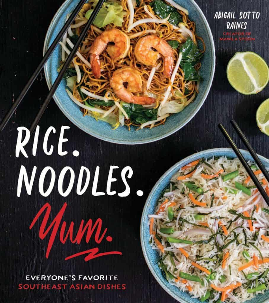 Rice. Noodles. Yum. book cover
